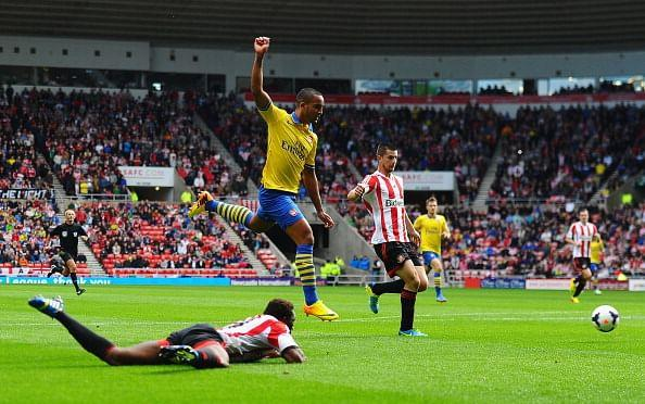 Sunderland v Arsenal - Premier League