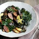 """This antioxidant-and fiber-packed salad is a perfect side for your dinners and brunches. The dish gets a flavor boost from the fragrant addition of caraway seeds and curry powder. <a href=""""https://www.epicurious.com/recipes/food/views/roasted-curried-apple-potato-salad-56389786?mbid=synd_yahoo_rss"""" rel=""""nofollow noopener"""" target=""""_blank"""" data-ylk=""""slk:See recipe."""" class=""""link rapid-noclick-resp"""">See recipe.</a>"""