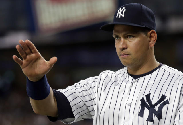 A-Rod would be entertaining as the Yankees next manager, but it won't happen. (AP Photo)