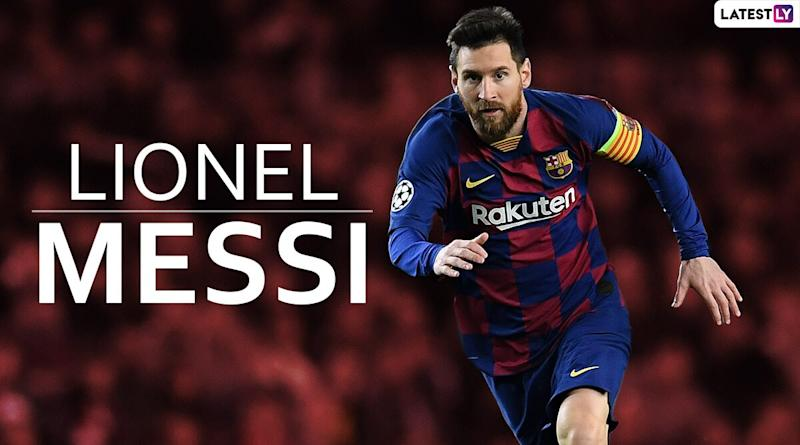 Year Ender 2019 Lionel Messi Special: From Ballon d'Or to FIFA Best Player Award, A look at Top Six Moments of Barcelona Captain This Year