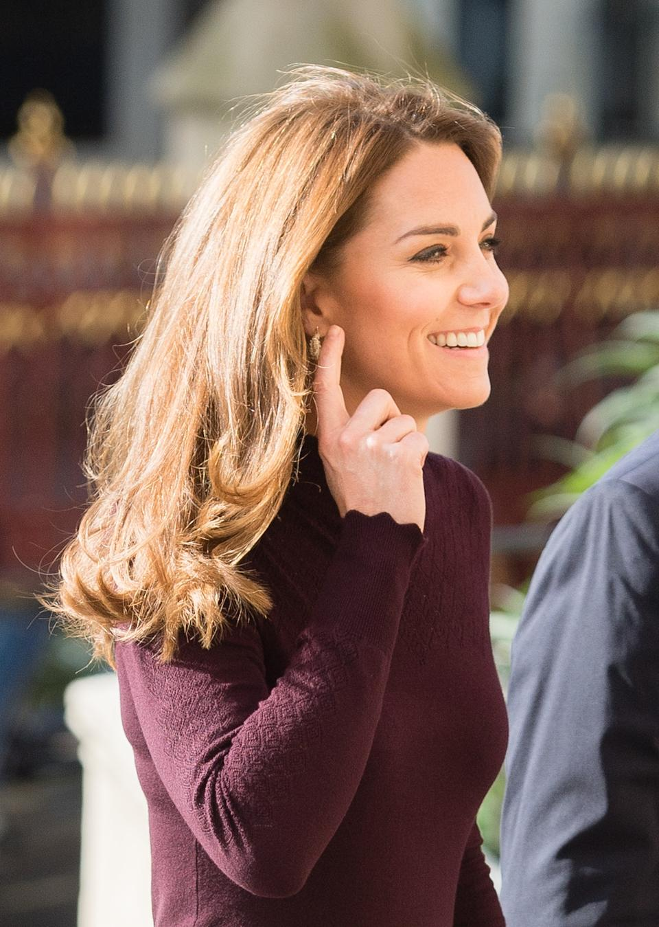 """<h1 class=""""title"""">The Duchess Of Cambridge Visits The Angela Marmont Centre For UK Biodiversity</h1><cite class=""""credit"""">Samir Hussein/WireImage/Getty Images</cite>"""