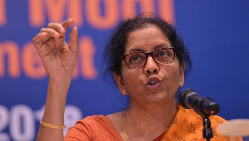 Nirmala Sitharaman Hits Out at UPA Government For Not Responding to 26/11 Mumbai Attack