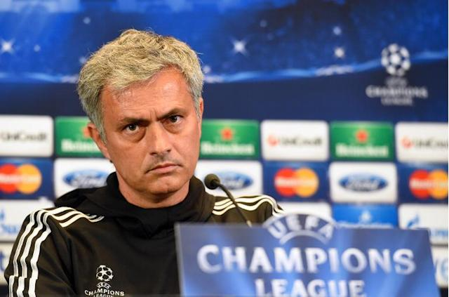 Mourinho says Chelsea might rest key players against Liverpool