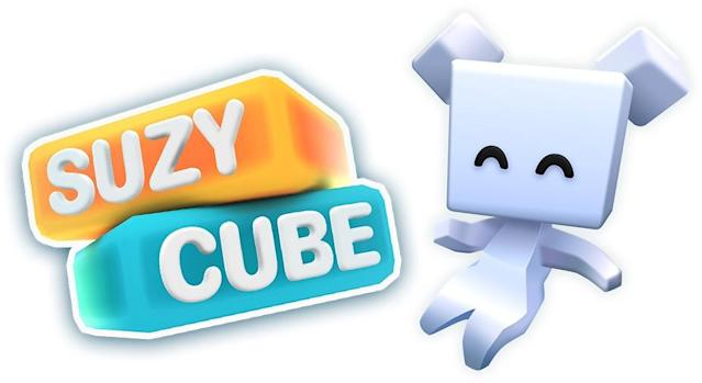 Incredibly cute and offering spot-on controls, 'Suzy Cube' is a must-play.