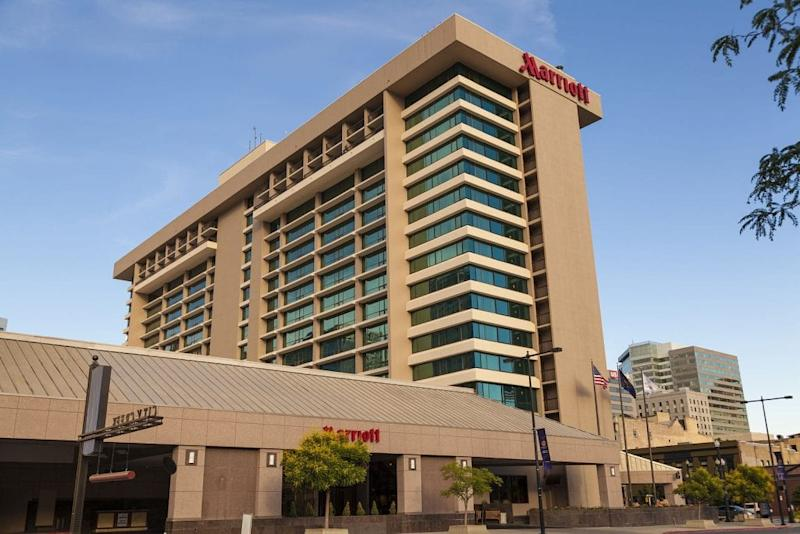 Marriott CEO Says Nations Not Having Strong Coronavirus Policies Hurt Businesses Like His