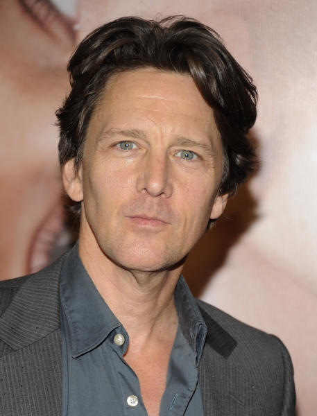 """FILE - This April 18, 2012 file photo shows actor Andrew McCarthy attending the Tribeca Film Festival opening night premiere of """"The Five-Year Engagement"""" at the Ziegfeld Theatre in New York. McCarthy says he has the """"two best jobs in the world,"""" as an actor whose work includes """"St. Elmo's Fire"""" and """"Pretty in Pink"""" and as a travel writer for major magazines. Now he's written a book, """"The Longest Way Home: One Man's Quest for the Courage to Settle Down,"""" in which he describes resolving his conflicts over settling down """"the way I answer all questions in my life, by traveling."""" (AP Photo/Evan Agostini, file)"""