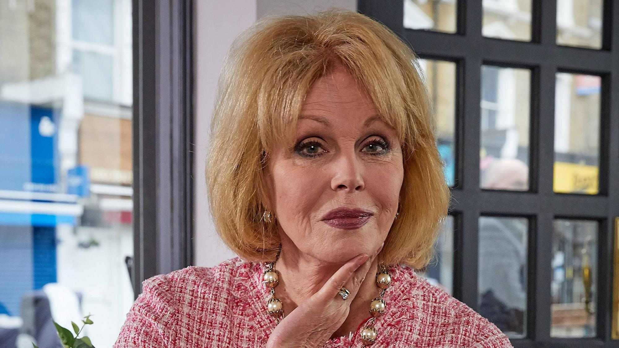 BBC shares first look at Joanna Lumley in Motherland