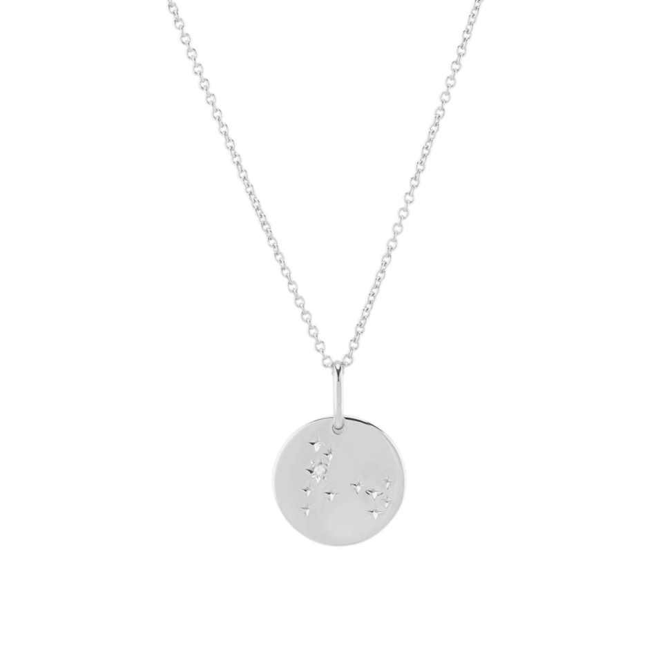 <p>They'll be obsessed with this delicate <span>Mejuri Pisces Necklace Silver</span> ($90).</p>