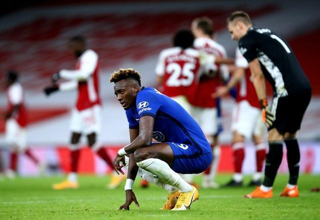 Defeat by Arsenal was a low point for Chelsea