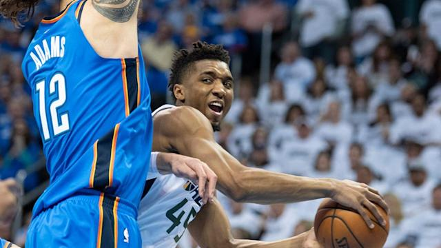The Utah Jazz failed to close out their series against the Oklahoma City Thunder in Game 5. Former NBA basketball player John Starks explains why the Jazz may struggle to overcome their collapse.