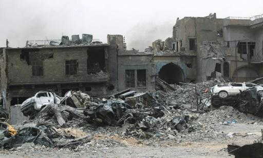 Mosul becomes 'graveyard' for foreign jihadists