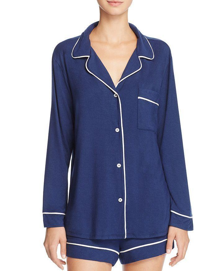 """<p><strong>Eberjey</strong></p><p>bloomingdales.com</p><p><strong>$115.00</strong></p><p><a href=""""https://go.redirectingat.com?id=74968X1596630&url=https%3A%2F%2Fwww.bloomingdales.com%2Fshop%2Fproduct%2Feberjey-gisele-long-sleeve-short-pajama-set%3FID%3D1778730&sref=https%3A%2F%2Fwww.townandcountrymag.com%2Fstyle%2Fbeauty-products%2Fg19408606%2Fgift-ideas-for-women%2F"""" rel=""""nofollow noopener"""" target=""""_blank"""" data-ylk=""""slk:Shop Now"""" class=""""link rapid-noclick-resp"""">Shop Now</a></p><p>The perfect pair of PJs for snoozing and loafing around the house. </p>"""
