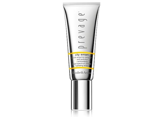 Elizabeth Arden Prevage City Smart Broad Spectrum SPF 50 Hydrating Shield. (Photo: Ulta)