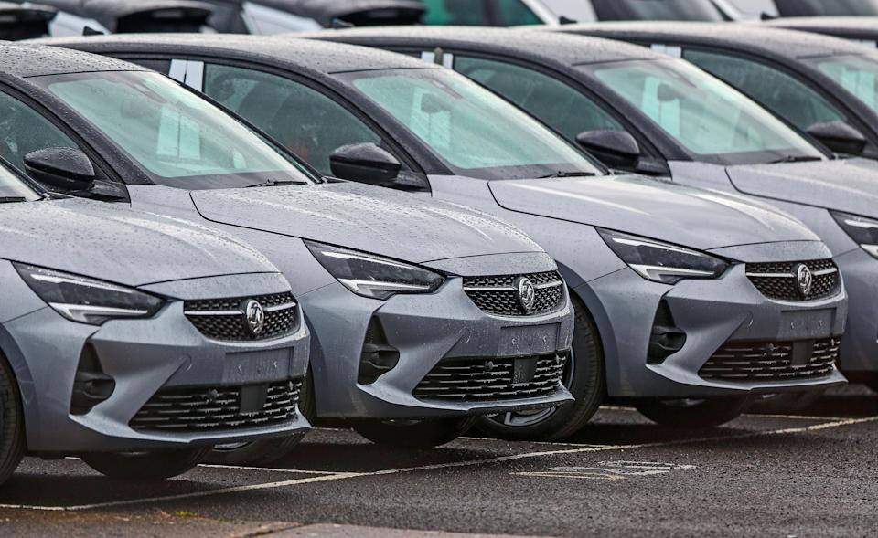 New figures show last month was the weakest July for new car sales since 1998 (Peter Byrne/PA) (PA Wire)