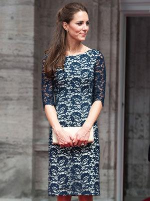 "<p>Kate wore this stunning lace Cecille shift, designed by Canada's Erdem Moralioglu, on her visit to the country in 2011. <a rel=""nofollow"" href=""http://twitter.com/y7lifestyle"">Follow Yahoo7 Lifestyle on Twitter</a></p>"