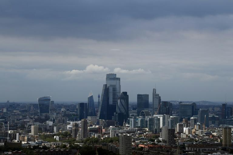 The City of London accounts seven percent of the British economy yet financial services weren't included in the post-Brexit trade deal with the EU
