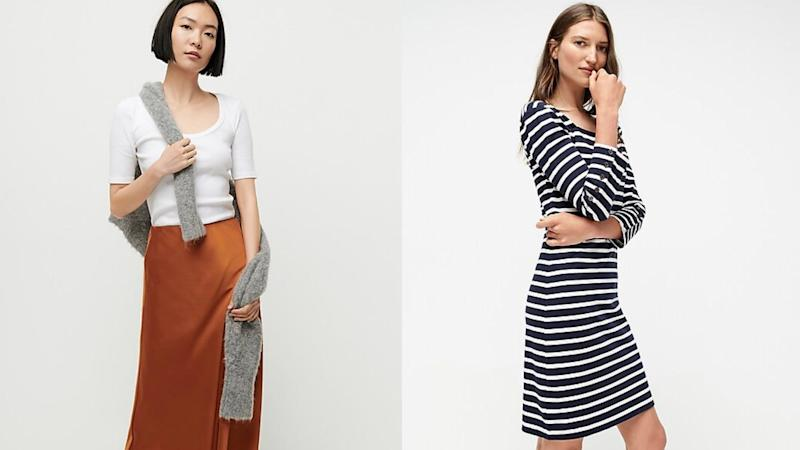 Make your week more chic with these sale styles at J.Crew