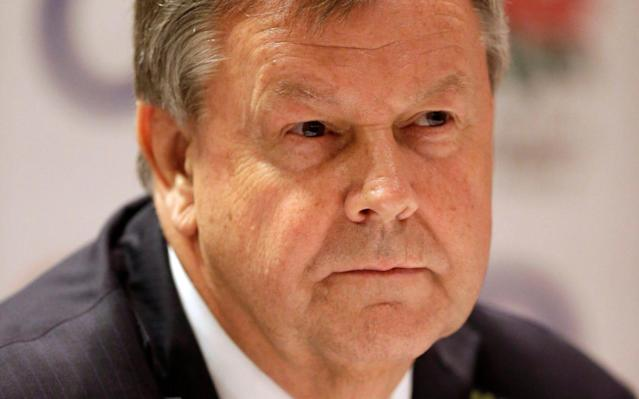 Rugby Football Union Chief Executive Ian RItchie - Action Images via Reuters