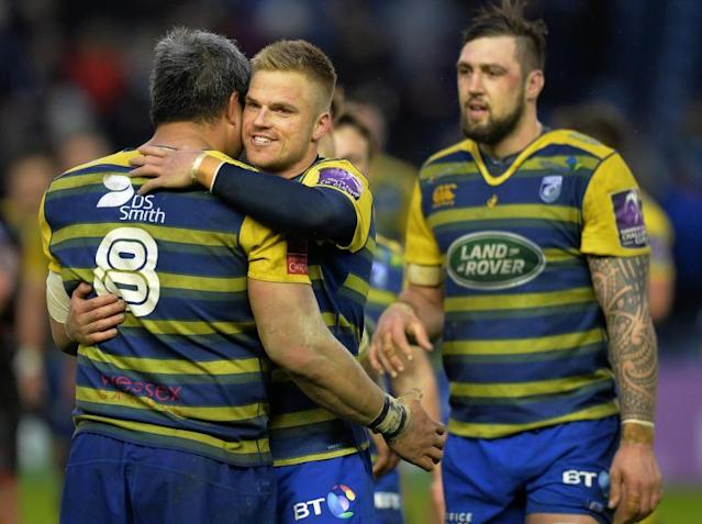 Gareth Anscombe backs Cardiff Blues to end eight years of hurt in European Challenge Cup final