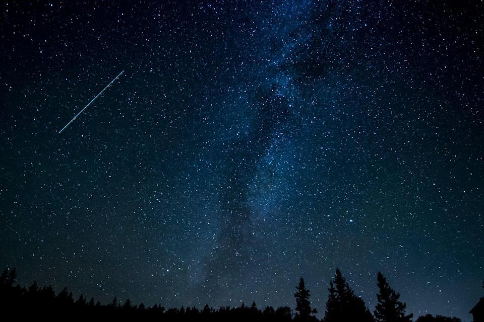 <p>Get ready for tons of meteor showers that you might want to plan a full camping trip for! This year's meteor showers will occur on April 22-23 (Lyrids meteor shower), May 6-7 (Eta Aquarids meteor shower), July 28-29 (Delta Aquarids meteor shower), Aug. 12-13 (Perseids meteor shower), Oct. 7 (Draconids meteor shower), Oct. 21-22 (Orionids meteor shower), Nov. 4-5 (Taurids meteor shower), Nov. 17-18 (Leonids meteor shower), Dec. 13-14 (Geminids meteor shower), and Dec. 21-22 (Ursids meteor shower). Produced by debris left behind by comets and asteroids, each of these meteor showers ranges from 10-120 meteors per hour, and the lightest showers will only be seem from a dark location after midnight (preferably accompanied by a dark new moon). The Geminids meteor shower on Dec. 13-14 will be the most powerful, shooting 120 multicolored meteors per hour from the Gemini constellation, so get ready for an early holiday present this year in the sky!</p>