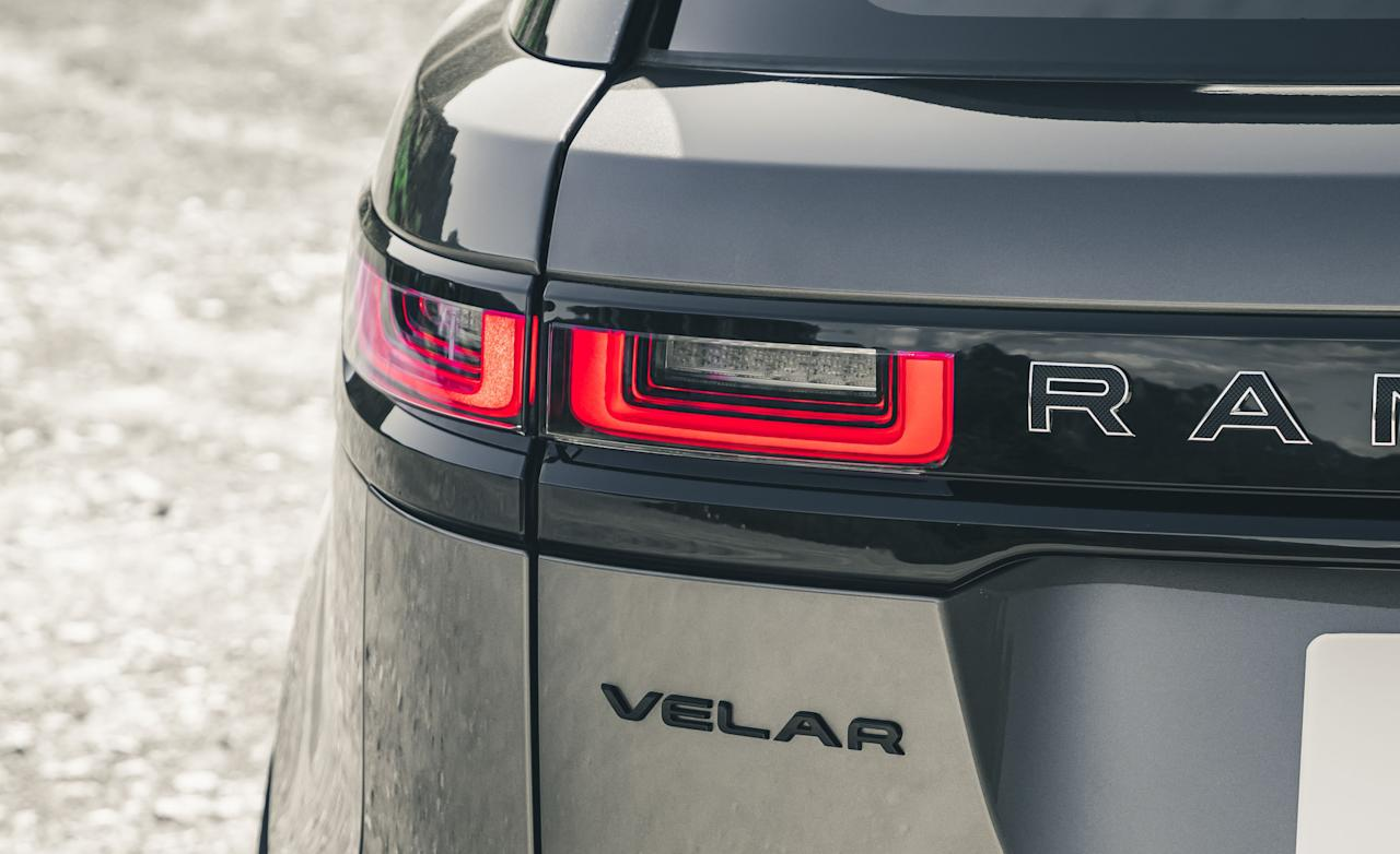 <p>The 2020 Range Rover Velar SVAutobiography Dynamic edition brings much-needed firepower to the brand's sexy mid-level SUV. Read the full story here.</p>