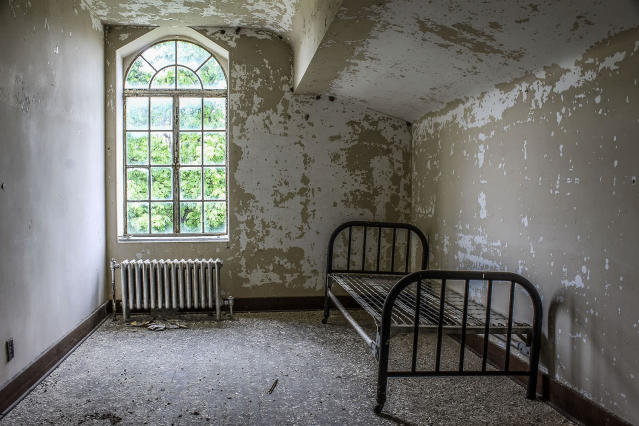 """<p>Photographer: """"I started getting into photography about 3 years ago after noticing the places we were visiting were being torn down or renovated."""" (Caters News) </p>"""