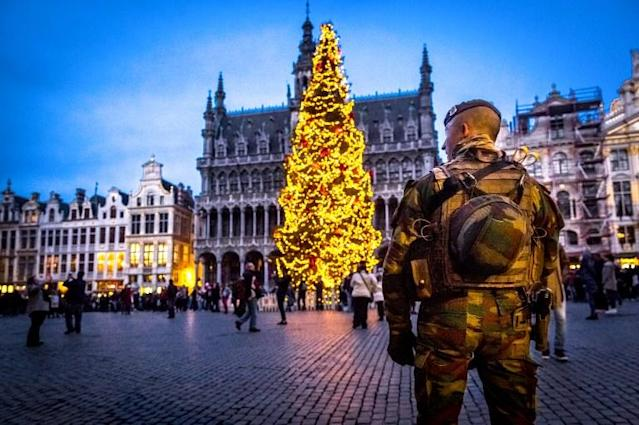 <p>No. 10: Brussels, Belgium<br>Cost of a date: $129.10<br>(Getty) </p>