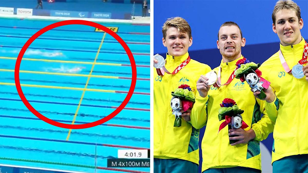 'Life isn't fair': Aussie wins medal days after 'heartbreaking' family tragedy