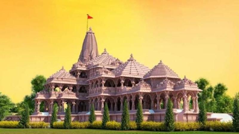 Indian Prime Minister lays 'controversial' foundation stone for Hindu temple