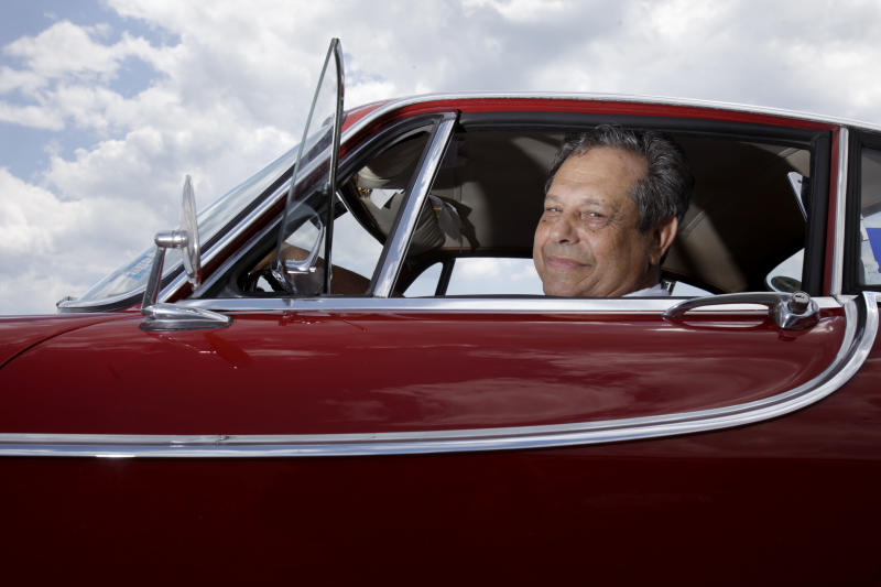 NY man nears 3 millionth mile in beloved '66 Volvo