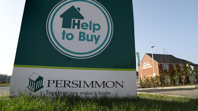 Housebuilder Persimmon returns to pre-Covid building levels