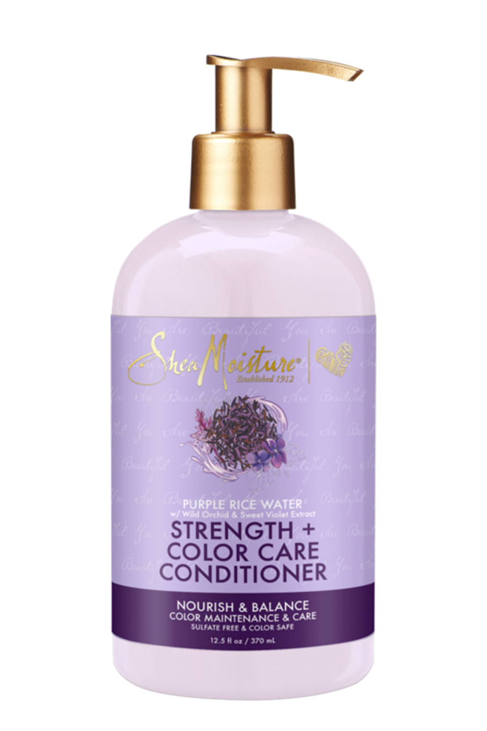 """<p><strong>SheaMoisture</strong></p><p>amazon.com</p><p><strong>$11.64</strong></p><p><a href=""""https://www.amazon.com/SheaMoisture-Strength-Color-Conditioner-Purple/dp/B082KYX7GL?tag=syn-yahoo-20&ascsubtag=%5Bartid%7C10049.g.33576495%5Bsrc%7Cyahoo-us"""" rel=""""nofollow noopener"""" target=""""_blank"""" data-ylk=""""slk:Shop Now"""" class=""""link rapid-noclick-resp"""">Shop Now</a></p><p>I get it: Color-treated and <a href=""""https://www.cosmopolitan.com/style-beauty/beauty/a32070575/how-to-highlight-hair-at-home/"""" rel=""""nofollow noopener"""" target=""""_blank"""" data-ylk=""""slk:highlighted hair"""" class=""""link rapid-noclick-resp"""">highlighted hair</a> is super prone to damage (my brittle-AF ends are proof), which is why it's so important to use a strengthening conditioner. This one from SheaMoisture combines antioxidant-rich rice water with orchid and violet extracts to <strong>hydrate, detangle, <em>and</em> neutralize brass</strong>. That's what I call a win-win.<br></p>"""
