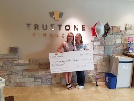 The TruStone Financial Foundation Awards $12,000 in Scholarships