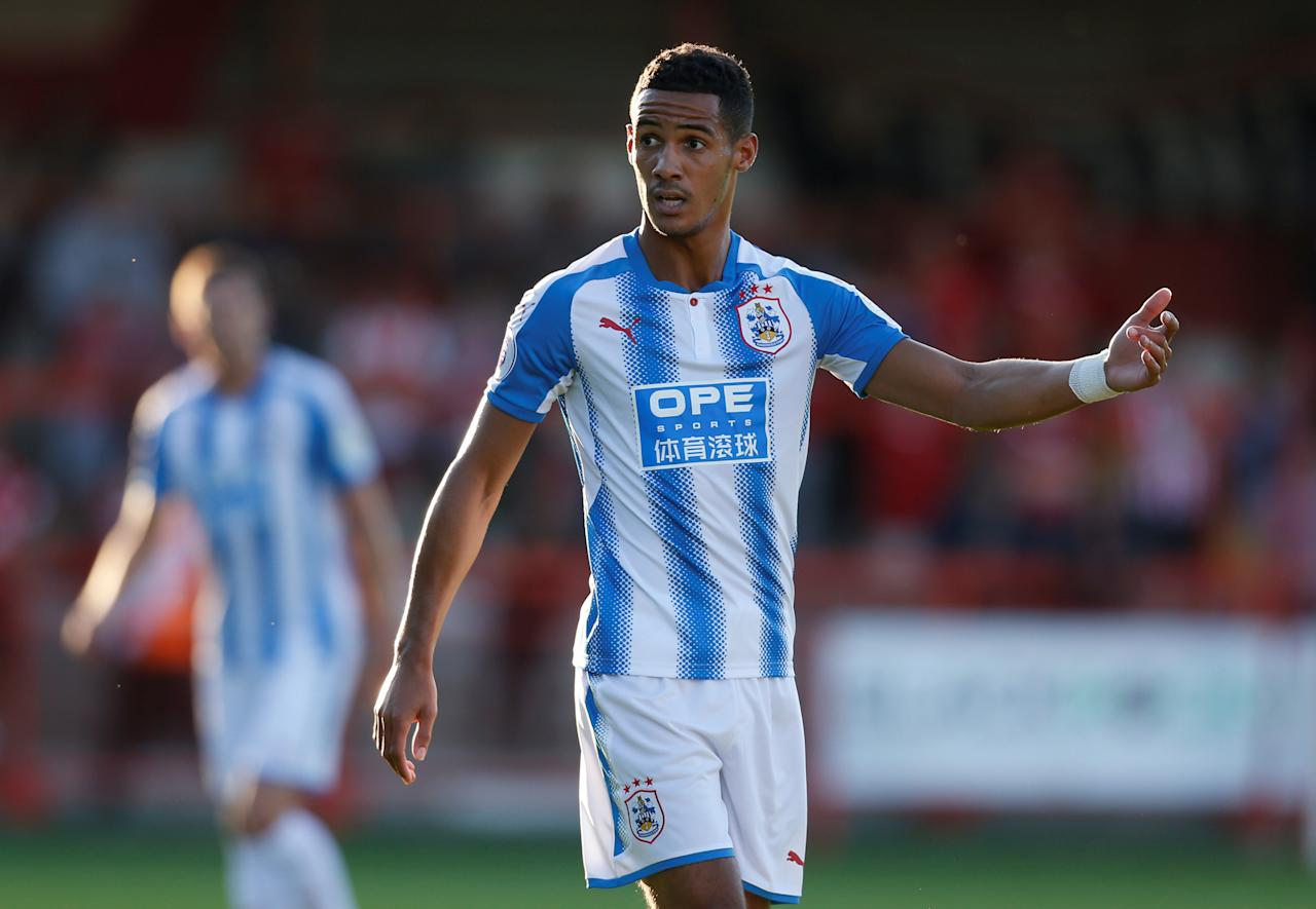 Football Soccer - Accrington Stanley vs Huddersfield Town - Pre Season Friendly - Accrington, Britain - July 12, 2017   Huddersfield Town's Tom Ince   Action Images via Reuters/Ed Sykes