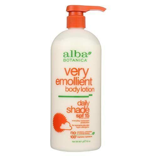 """<p><strong>Alba Botanica</strong></p><p>amazon.com</p><p><strong>$27.52</strong></p><p><a href=""""https://www.amazon.com/dp/B00J70ALIU?tag=syn-yahoo-20&ascsubtag=%5Bartid%7C10072.g.36545377%5Bsrc%7Cyahoo-us"""" rel=""""nofollow noopener"""" target=""""_blank"""" data-ylk=""""slk:Shop Now"""" class=""""link rapid-noclick-resp"""">Shop Now</a></p><p>Even if you don't plan on spending much time outdoors, it's always a good idea to protect your skin from UV damage (after all, we know the sun's rays can penetrate glass). For those days, Zilka loves this budget-friendly pick, which contains a mix of green tea, aloe vera, and chamomile plus a generous serving of antioxidants and alpha hydroxy acids to help fight existing sun damage. </p>"""