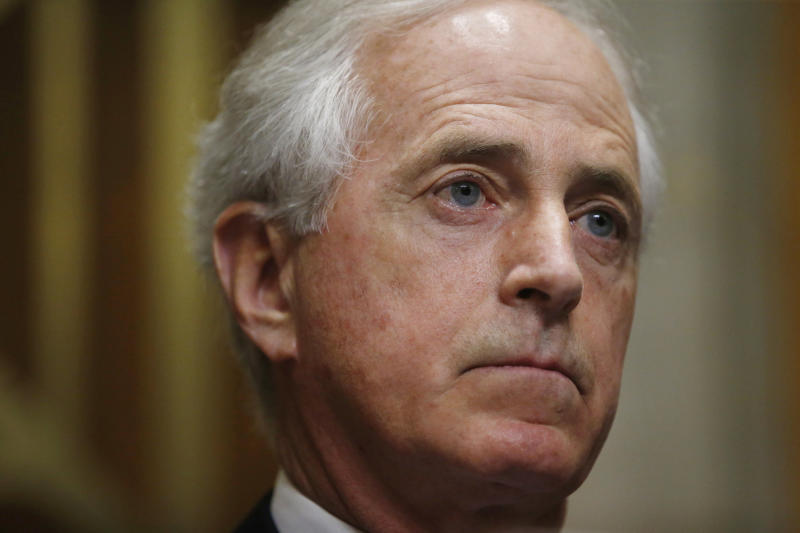 After Sen. Bob Corker (R-Tenn.) said he was retiring,former Gov. Phil Bredesen -- a top Democratic recruit -- jumped into the race.