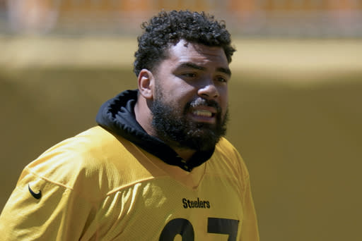 Steelers sign All-Pro DT Cam Heyward to 5-year contract