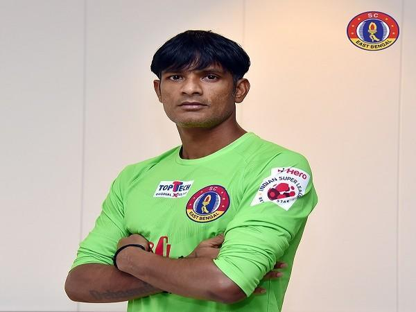 Goalkeeper Subrata Paul (Image: SC East Bengal)