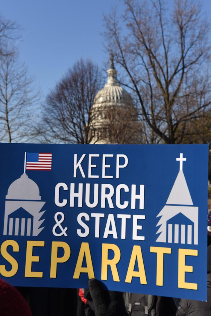 """""""Religious freedom"""" is not just for Christian conservatives.  The Liberals must take it back."""