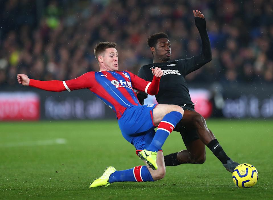 The points were shared at Selhurst Park(Photo by Clive Rose/Getty Images)