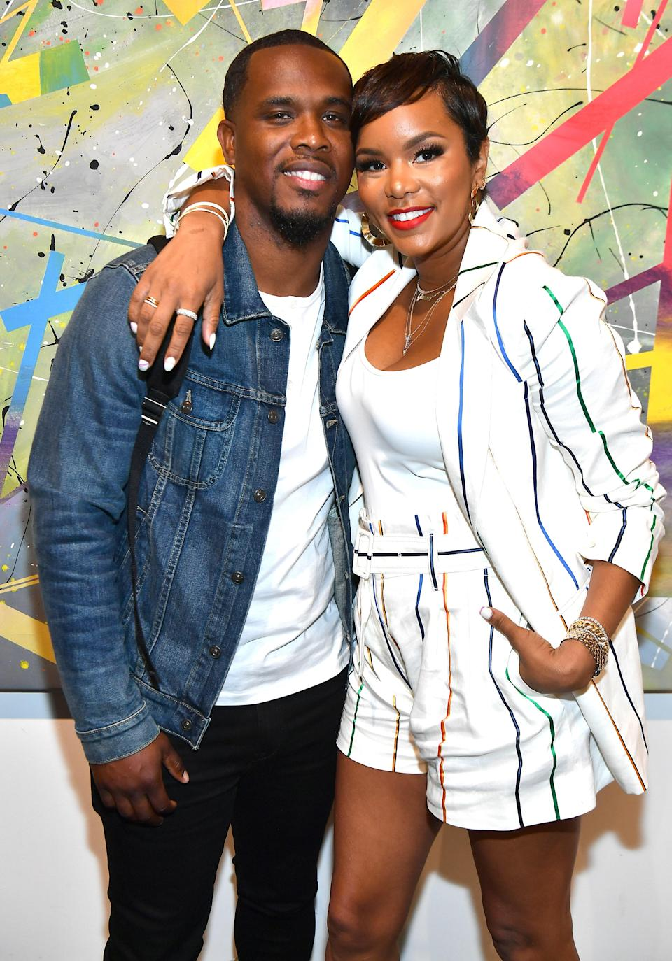 """""""After very prayerful consideration, Tommicus and I have decided to get a divorce,"""" Luckett announced in a <a href=""""https://www.instagram.com/p/CJ6ZXyqHC9o/?utm_source=ig_embed"""" rel=""""nofollow noopener"""" target=""""_blank"""" data-ylk=""""slk:statement"""" class=""""link rapid-noclick-resp"""">statement</a> on January 11. """"It is my deepest desire for us to be loving co-parents and keep a peaceful environment out of respect for our children. Please understand our need for privacy. Thank you in advance for your prayers, support & space to heal as we tread through this challenging time."""" (The couple shares two kids: Gianna, 2, and Tysun, 1.)"""