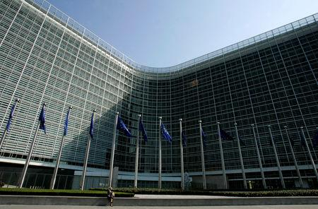 FILE PHOTO: European Commission headquarters in Brussels. REUTERS/Francois Lenoir/File Photo