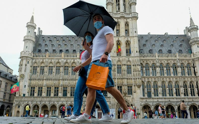 A fortnight ago masks were also made compulsory in shopping centres, restaurants and supermarkets. - Shutterstock
