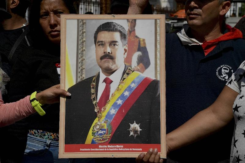 Much-maligned by his detractors, Maduro nonetheless retains the support of both the military and government institutions