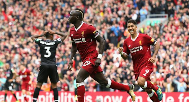 Liverpool made it four points from two Premier League games as Sadio Mane sealed a 1-0 win over Crystal Palace.