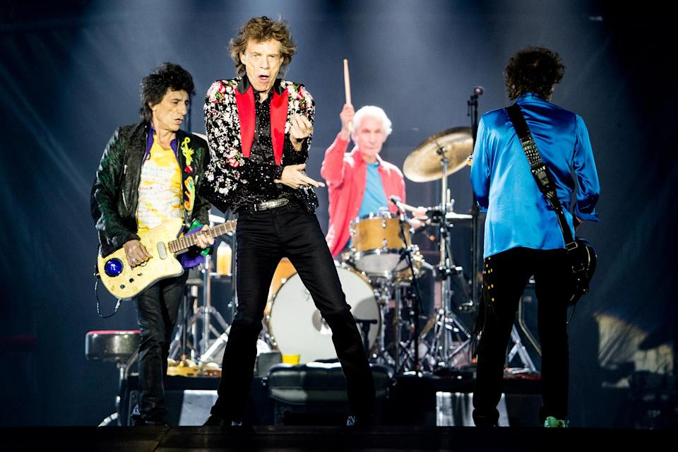 The Rolling Stones In Concert - Miami, FL - Credit: Rich Fury/Getty Images