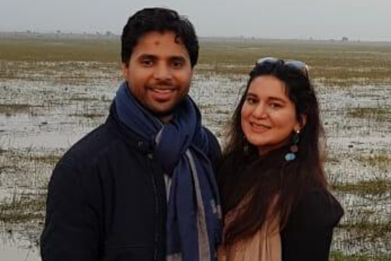 UP IAS Officer and Lawyer Couple Develop Website to Combat Covid-19 Misinformation