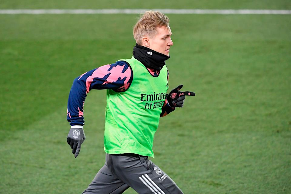 Martin Odegaard (AFP via Getty Images)