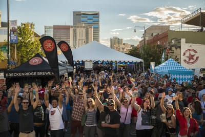 The 13th Annual Denver Beer Week kicks off September 10. Featuring nine days of all things beer with more than 80 events throughout The Mile High City - including the 51st Annual Denver Oktoberfest (pictured) - Denver Beer Week aims to celebrate and support the city's renowned beer scene.