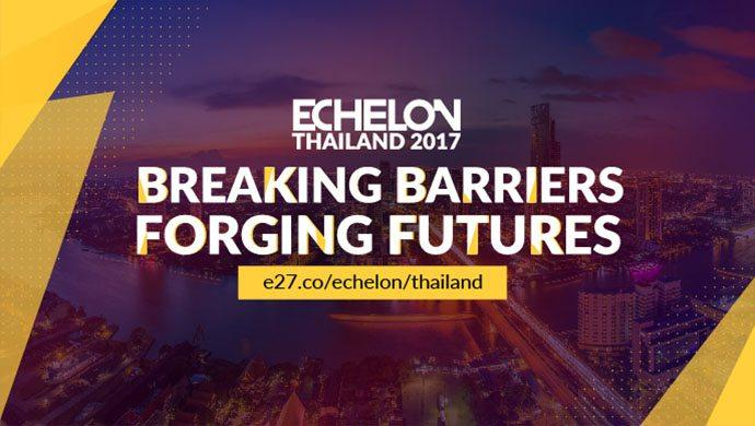 Ruckdee co-founder to speak in Echelon Thailand 2017, to talk about digitization of the healthcare industry